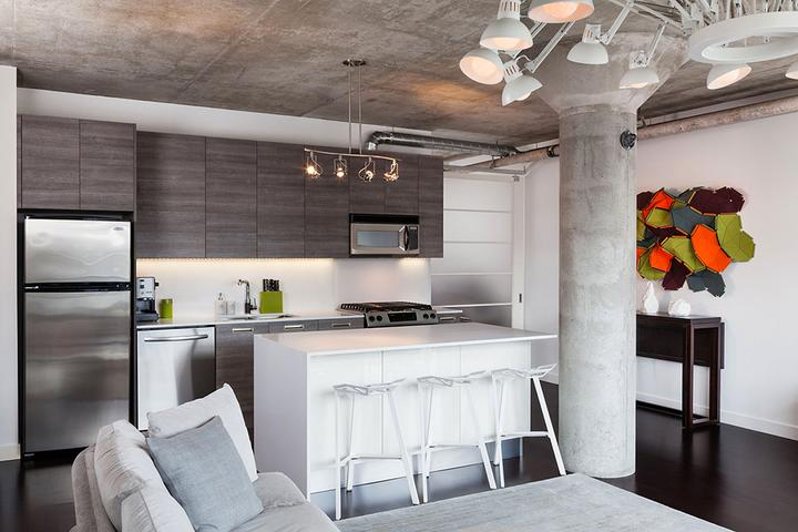 Loft 002,Rad Design Inc., Toronto