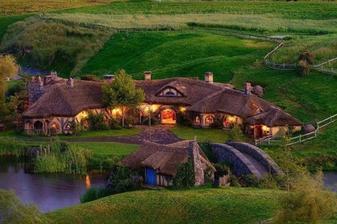 Hobbiton, Nový zéland
