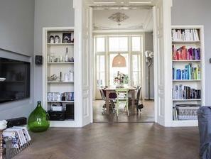 Šarmantný bytík v Paríži