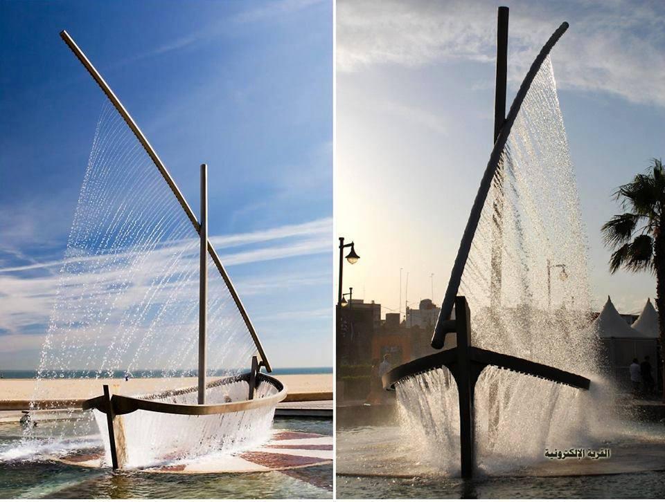 S vonou mora ... ☼  ☼  ☼ - fontana Valencia