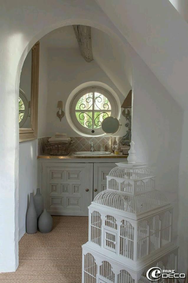 Vidiecke kúpeľne - Obrázok č. 55