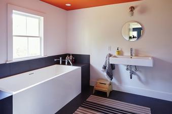 Dunja Von Stoddard house - nečakané farby :-)