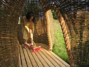 Inšpirácie z vrbového prutia.... materiál skoro zadarmo, len sa s ním pohrať