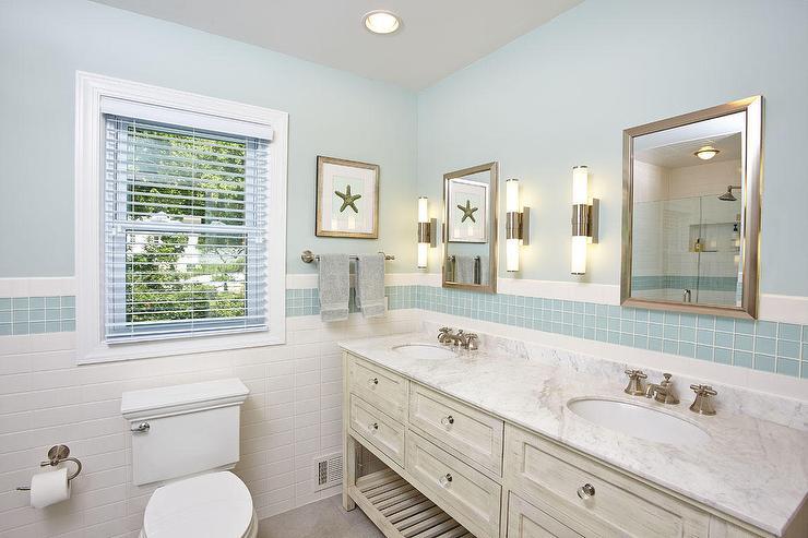Vidiecke kúpeľne - Prípadne sa ten obrázok môže aj zrkadliť :-)