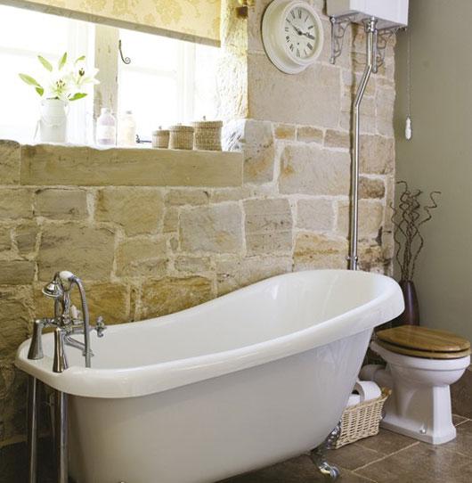 Vidiecke kúpeľne - Obrázok č. 45