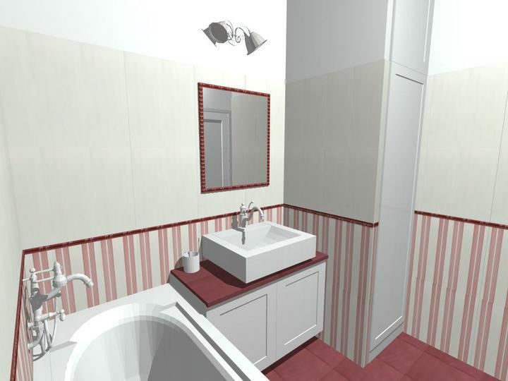 Vidiecke kúpeľne - AB Keramik Contemporanea