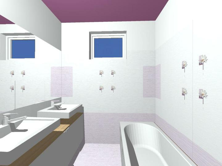 Vidiecke kúpeľne - Novoker: Satin