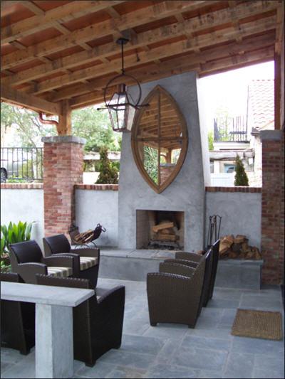 O verande (a spol) - so zrkadlovým okom