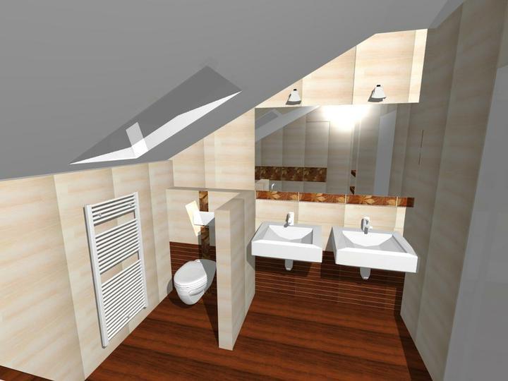 Kúpeľne - Pilch: Madera
