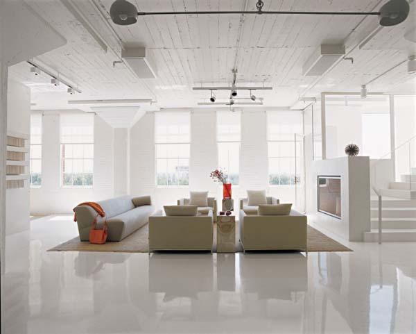 Ako si staviame sen - inšpirácie na interiér - nadherny priestor... a ta podlaha