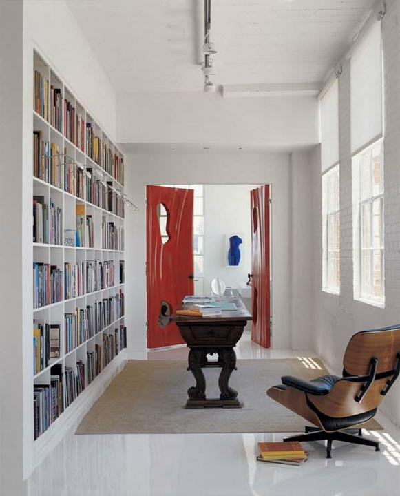 Ako si staviame sen - inšpirácie na interiér - po takej kniznici tuzim, len ci ju bude kam dat?