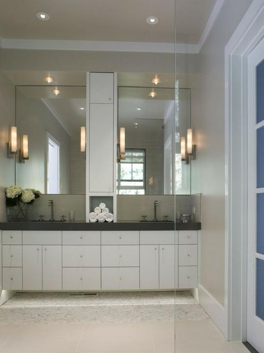 Interiéry, ktoré mám naozaj rada - celkom inšpiratívna kúpeľňa