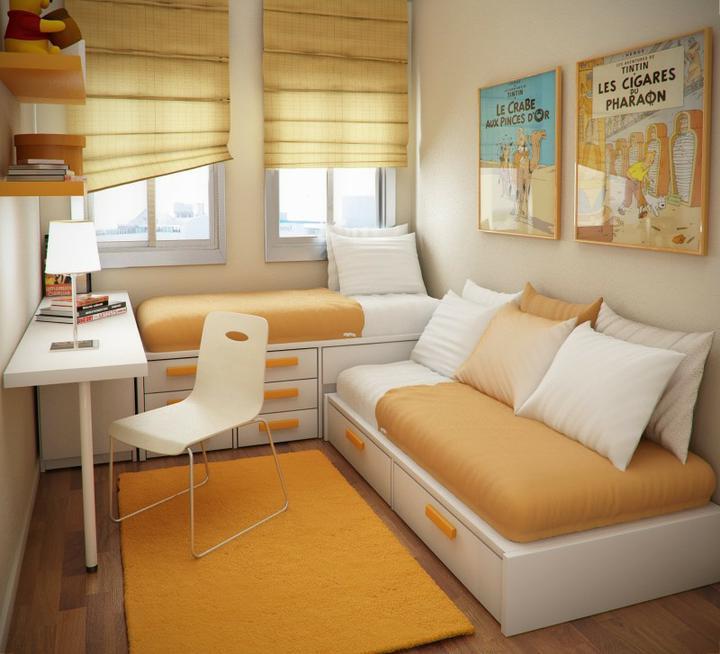 Detská izba pre dvoch - do pidizby....
