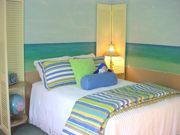 S vonou mora ... ☼  ☼  ☼ - ..spálne ako pláž