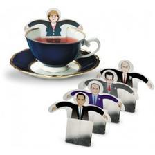Na čaji s obľúbeným politikom :-D