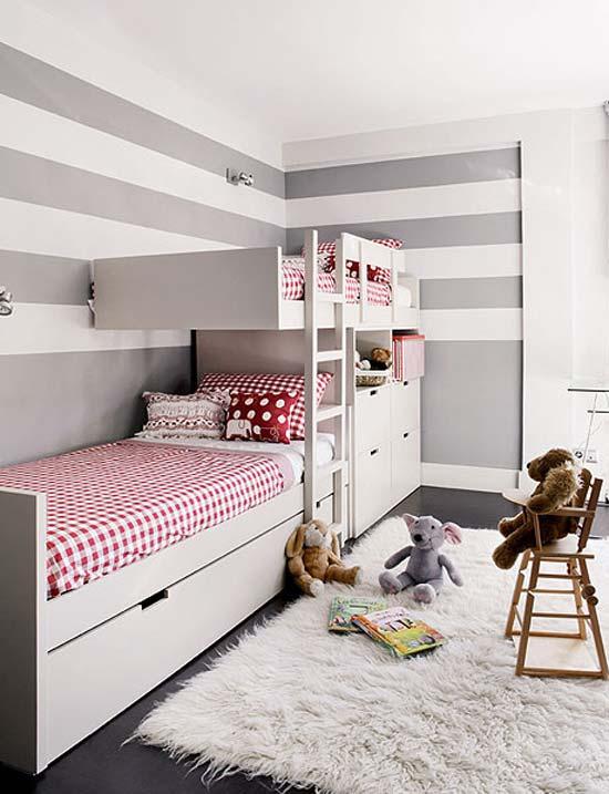 Detská izba pre dvoch - len bacha na ten roh