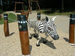 Baranidlo v Zoo T-parky