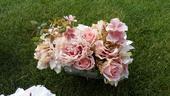Kvetinová vyzdoba ,