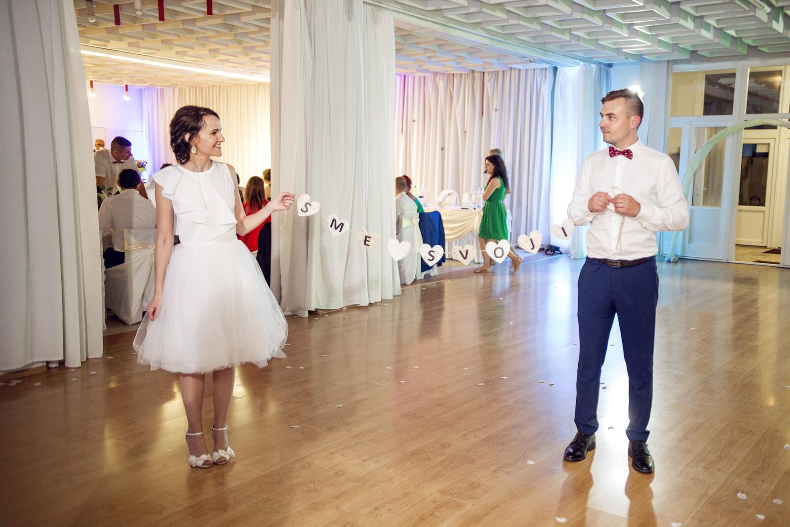 Pohodlné svadobné šaty - Obrázok č. 3