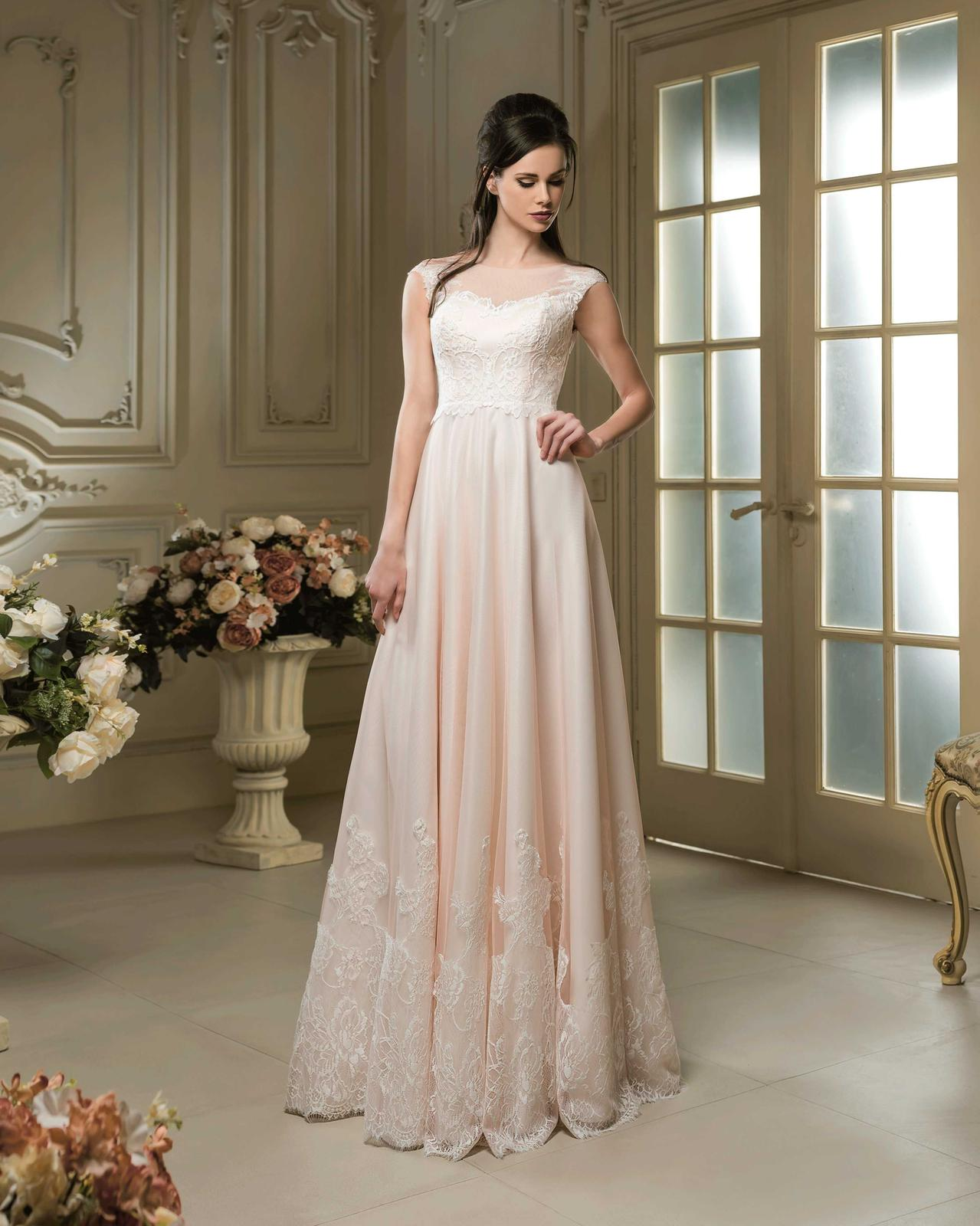 !!! Výpredaj nových nenosených svadobných šiat už od 350€ !!! - Rumina, veľkosť 44