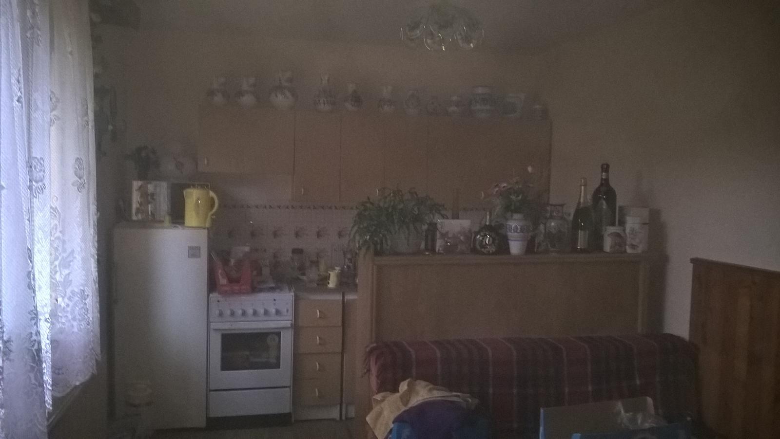 Spoločné hniezdočko - 2.návšteva domu pohľad do kuchyne