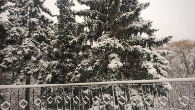 zima je tu nádherná