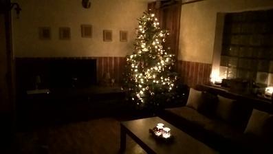 naše 1. vianoce už vo vypratanom dome :)