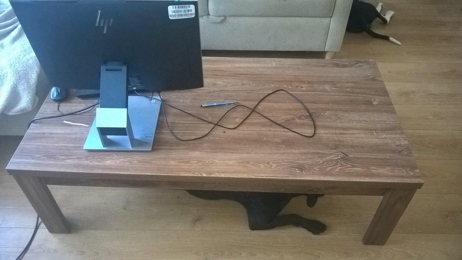 stolik pod TV a konferenčný stolík - Obrázok č. 2