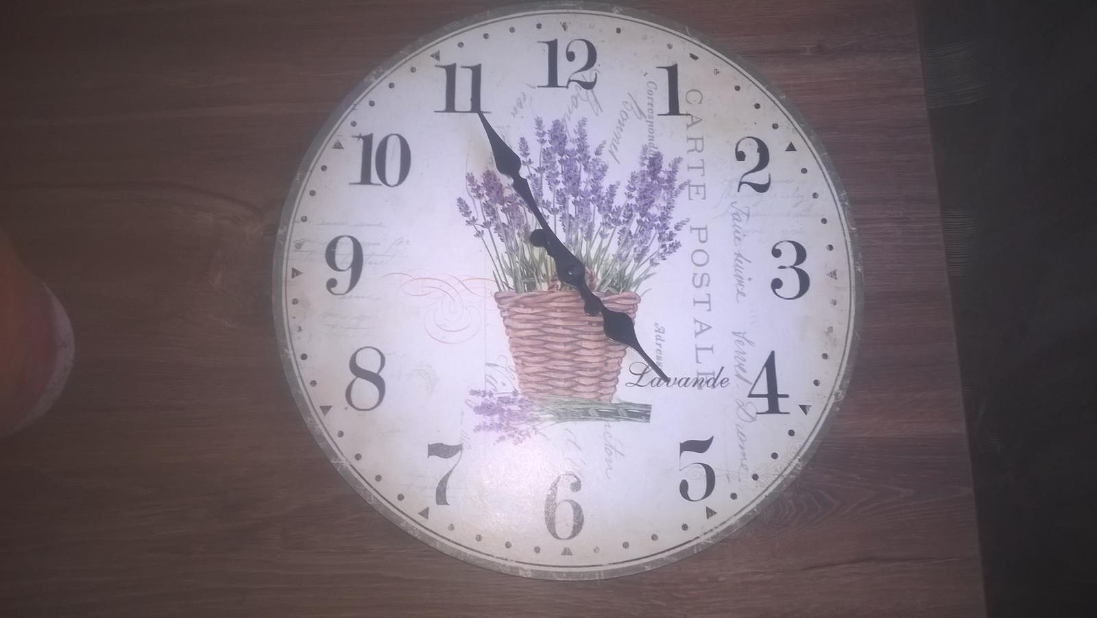 kuchynske hodiny - Obrázok č. 1
