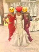 exkluzívne svadobné šaty značky maggie sottero, 36