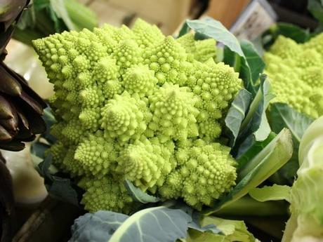 Romanesco brokolica - Obrázok č. 1
