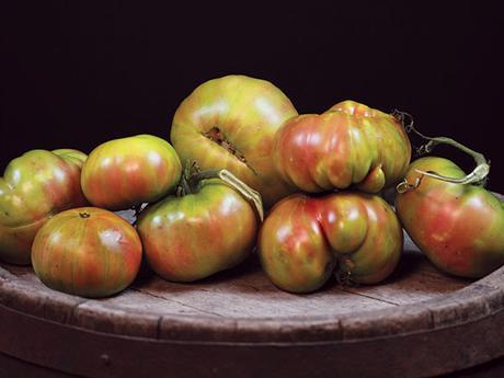 Paradajka ananas noire - Obrázok č. 2