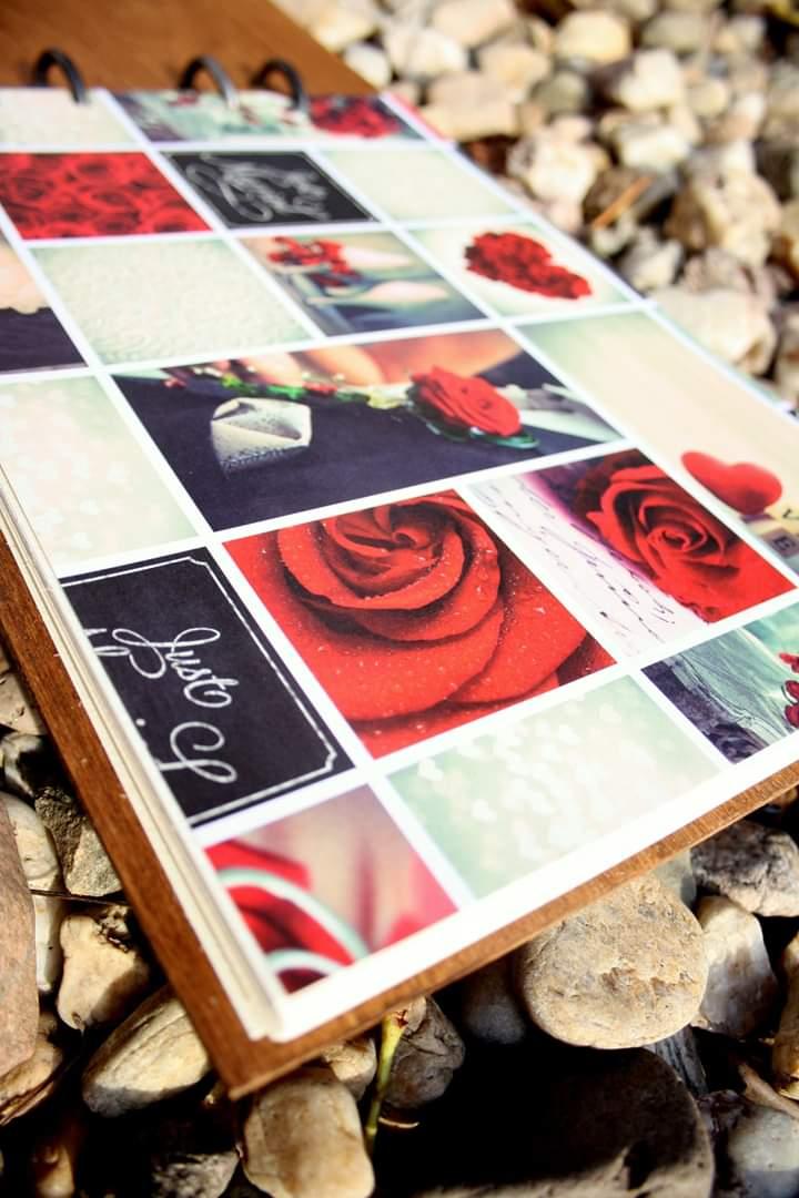 Fotoalbum ,,JUST MARRIED,, - Obrázek č. 1