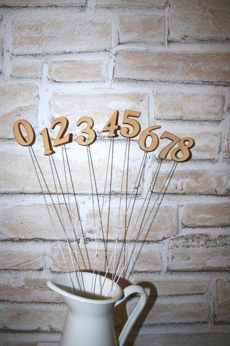 Čísla k označení např. stolů - Obrázek č. 1
