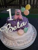 3D jméno na dort na přání,
