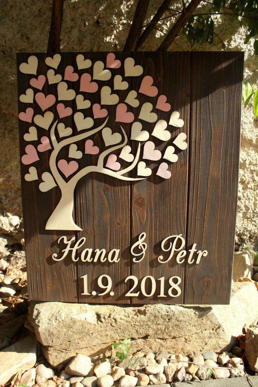 Kniha hostů / Svatební strom - Obrázek č. 1