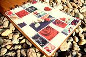 Svatební kniha hostů / svatební fotoalbum ,
