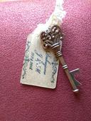 Kľúčik pre hostí,