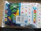 barevné balonky,