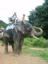 Líbánky v Thajsku - perfektní!!!