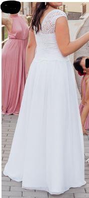 Svatební šaty vel. 38 - 40 - Obrázek č. 4