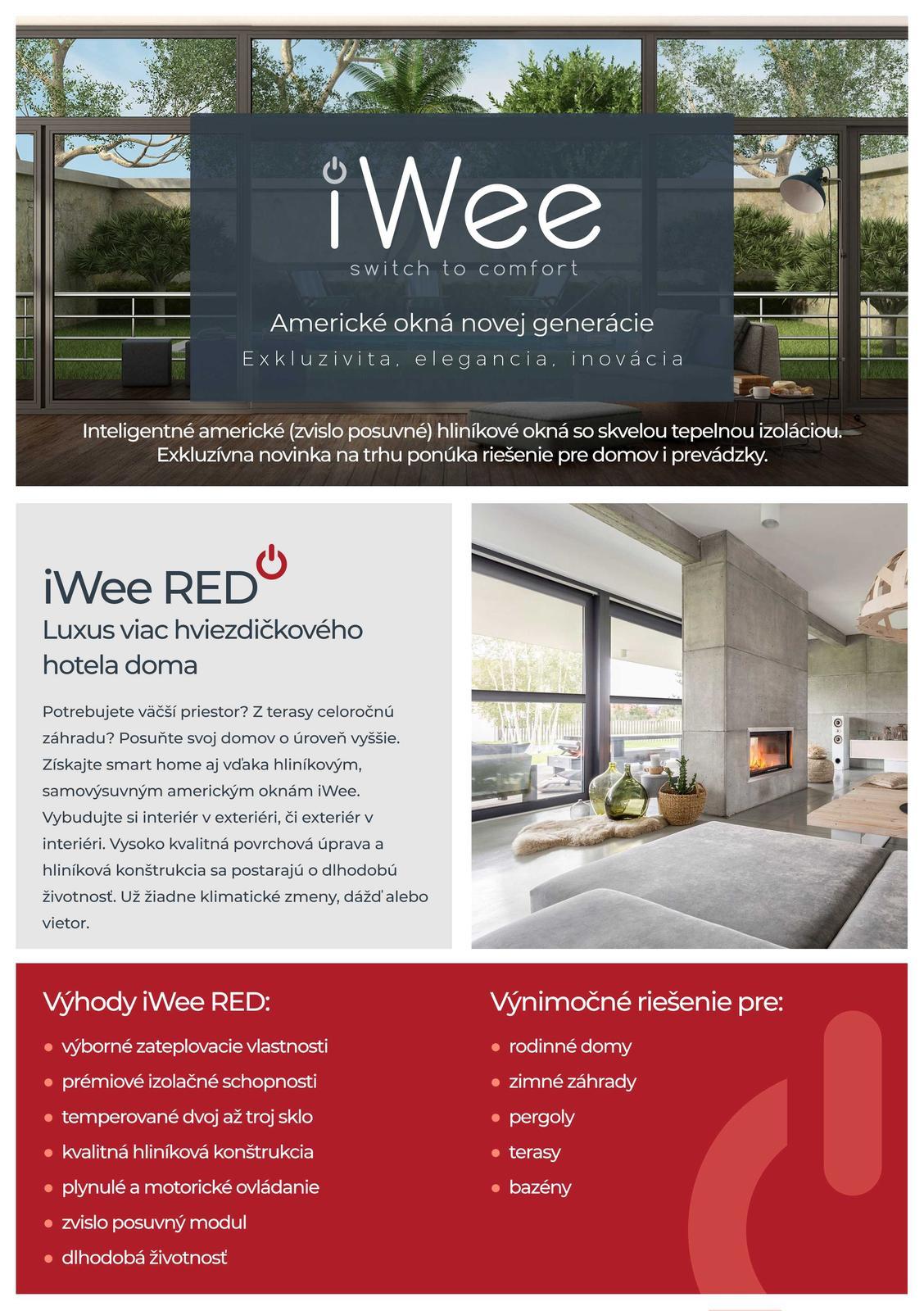 Katalog iWee - katalog iWee 1.stránka