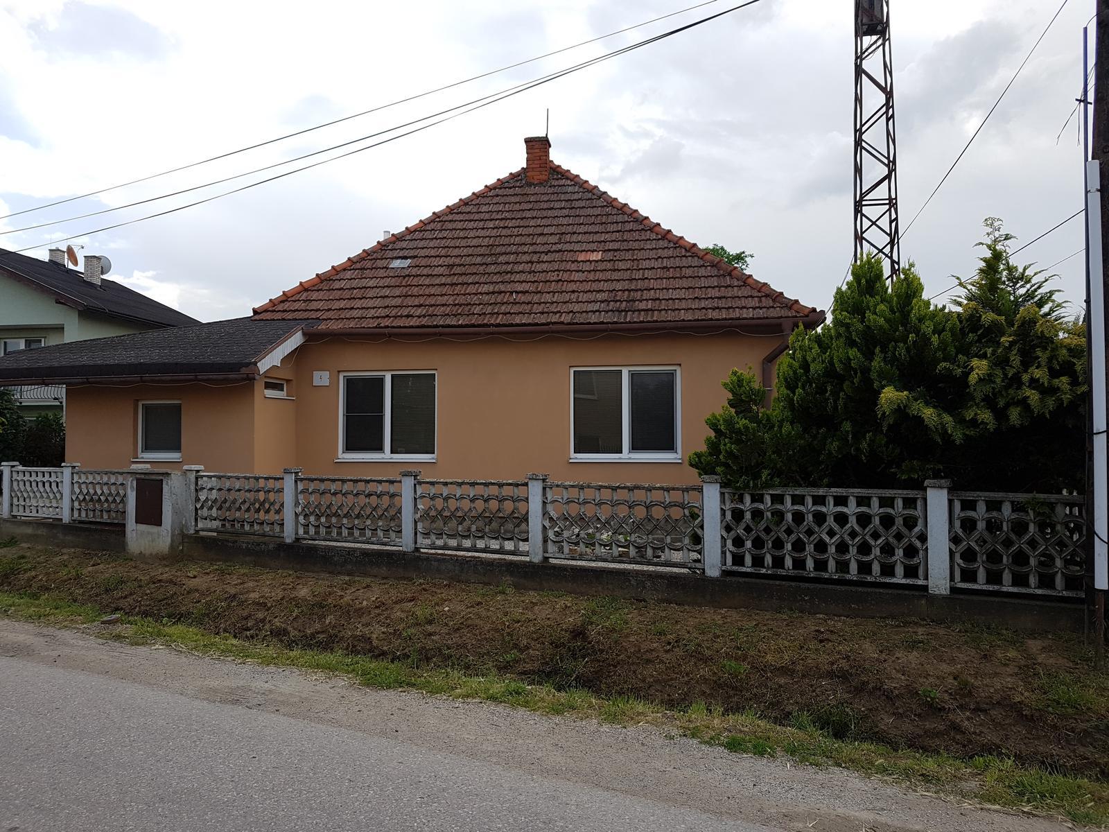 Rodinný dom Tesárske Mlyňany, ZM - Obrázok č. 1