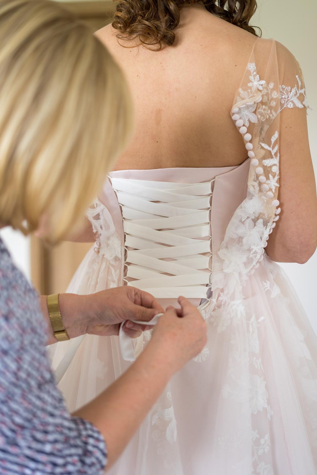 Svadobné šaty Candy  - Obrázok č. 1