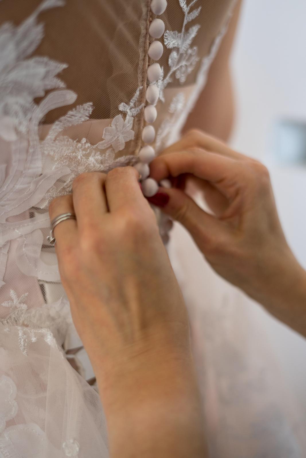 Svadobné šaty Candy  - Obrázok č. 2