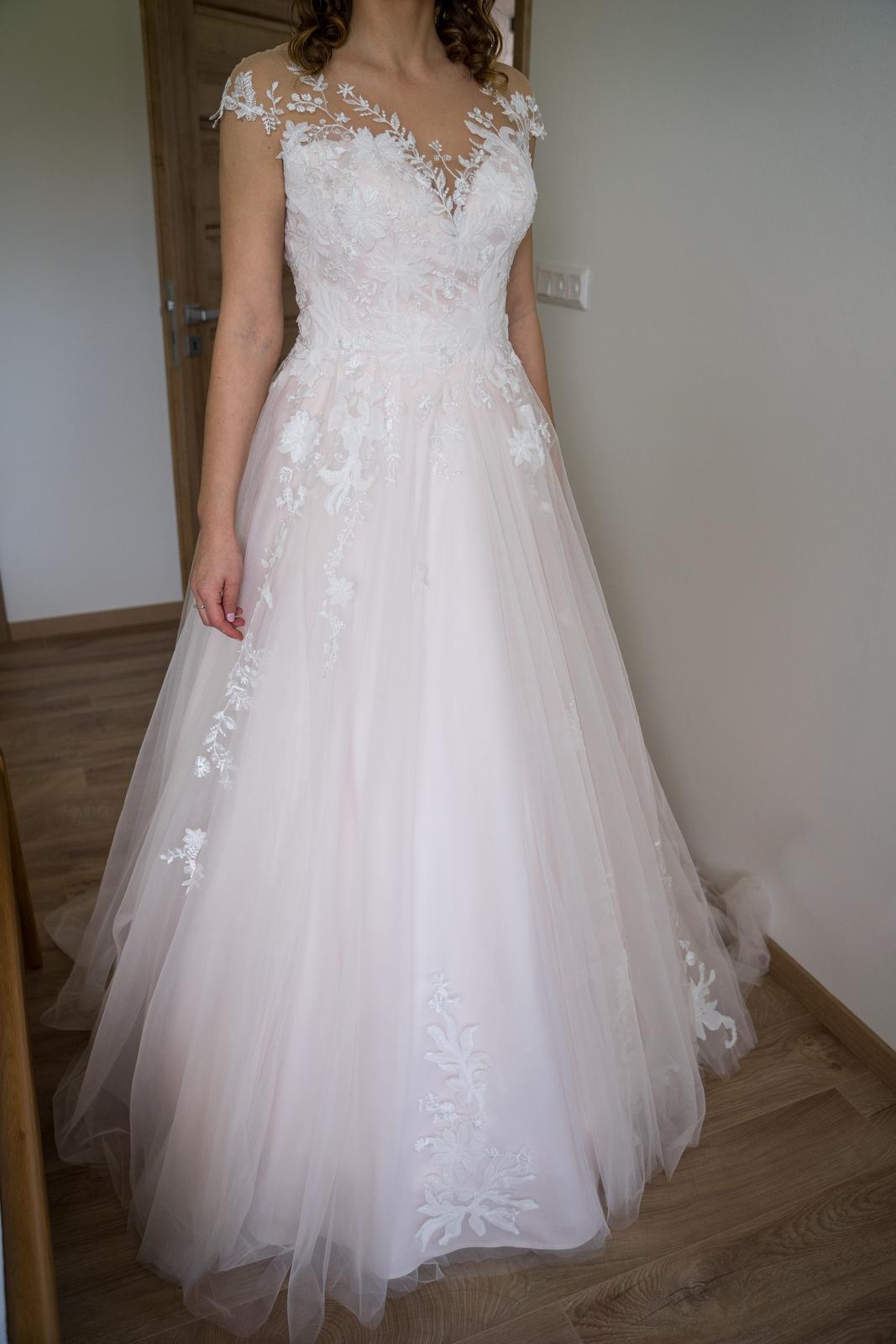 Svadobné šaty Candy  - Obrázok č. 3