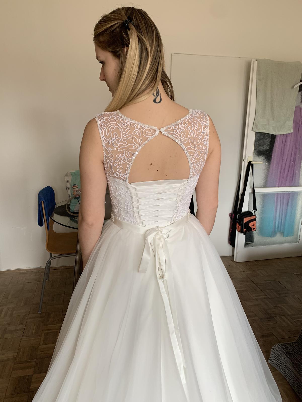 svatební šaty Elody - Obrázek č. 3