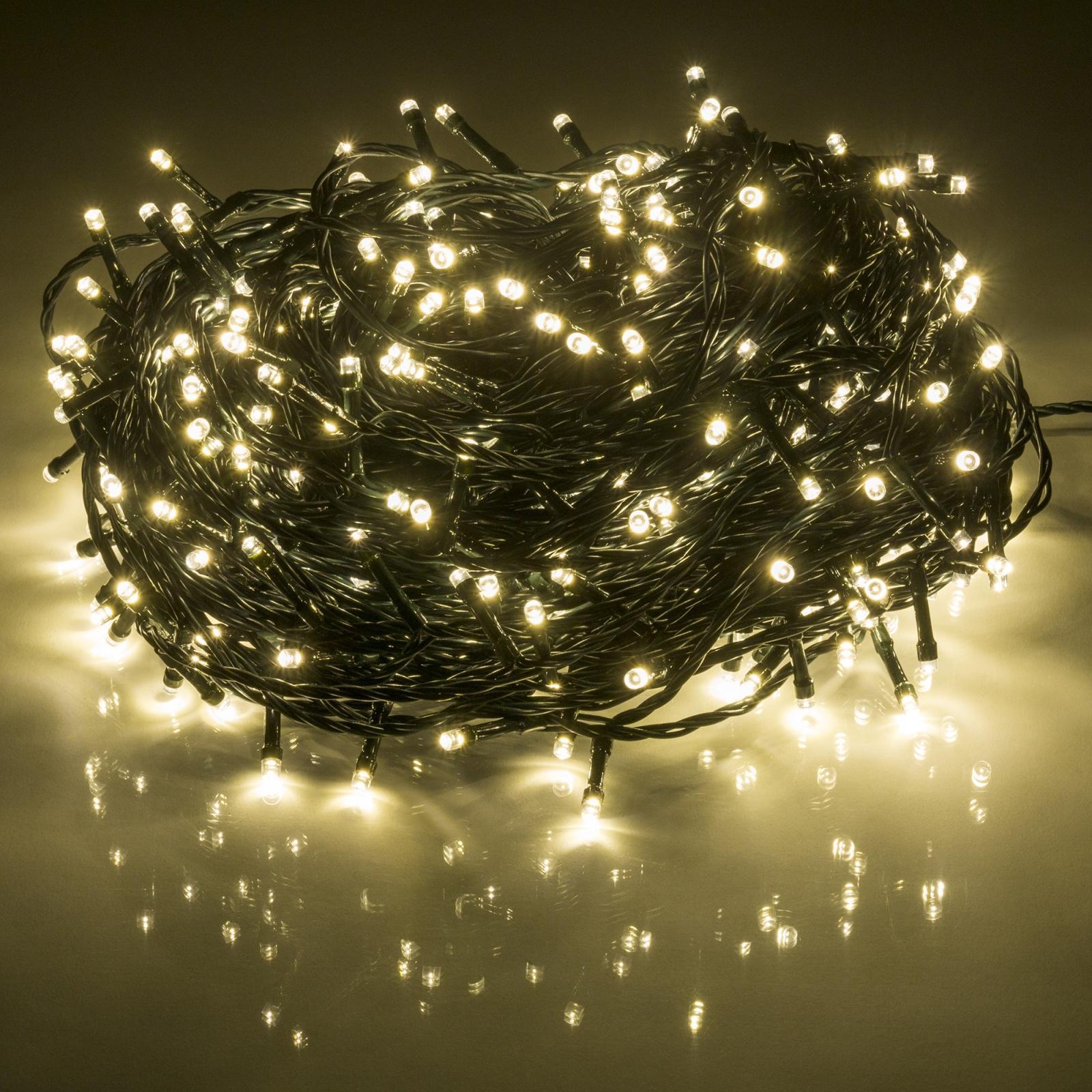 Světelný řetěz - Obrázek č. 1