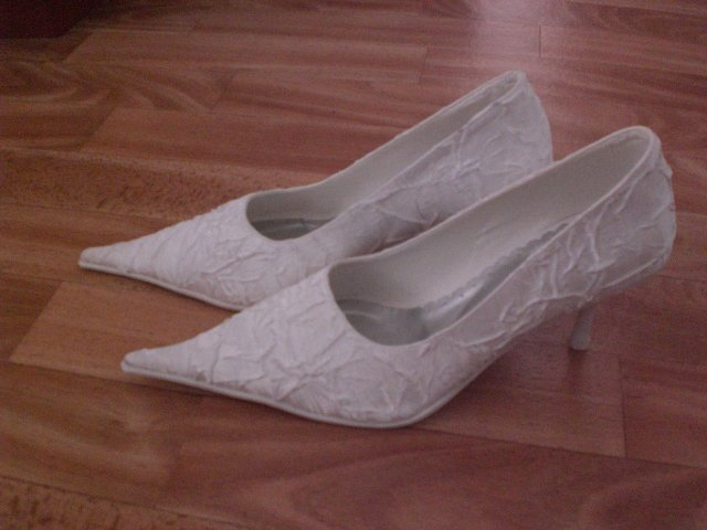 Evka a Maťko 18.7.2009 - moje topánočky