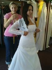 moje svatební,poslední zkouška